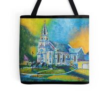 west bend church Tote Bag