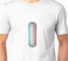 Colored Crystal  Unisex T-Shirt