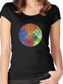 Making language #2 Women's Fitted Scoop T-Shirt