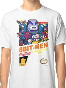 8bit-Men Apocalyptic Age Classic T-Shirt