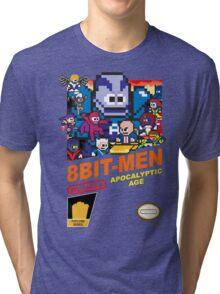 8bit-Men Apocalyptic Age Tri-blend T-Shirt