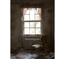 Take a Seat at Letchworth  Photographic Print