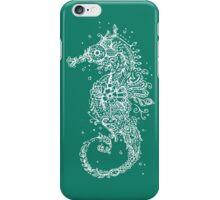 Sugar Seahorse iPhone Case/Skin
