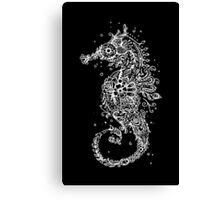 Sugar Seahorse Canvas Print