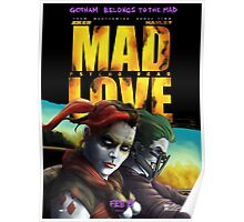 Mad Love: Psycho Road Poster