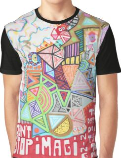 IMAGINE THIS - LARGE FORMAT  Graphic T-Shirt