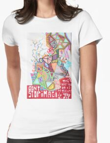 IMAGINE THIS - LARGE FORMAT  Womens T-Shirt