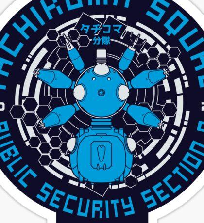 Tachikoma Squad  Sticker