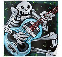 Skull Rock Poster