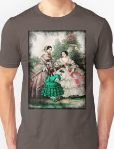 FASHIONABLE LADIES VINTAGE 37 Unisex T-Shirt
