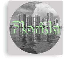 Mainline Florida Canvas Print