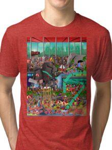Waterpark! Tri-blend T-Shirt