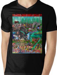 Waterpark! Mens V-Neck T-Shirt
