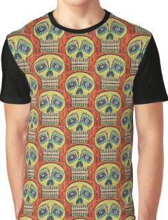 Sugar Skull Delight Graphic T-Shirt