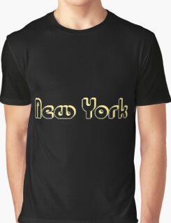 Empire State of Mind Graphic T-Shirt