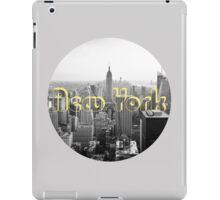 Empire State of Mind iPad Case/Skin