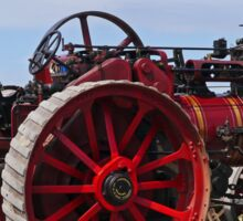Andora, General Steam engine Sticker
