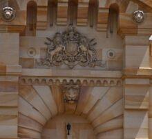 Bathurst Gaol Entrance, New South Wales, Australia Sticker