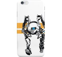 Portal 2 - Short Robot iPhone Case/Skin