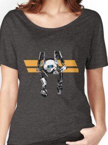 Portal 2 - Short Robot Women's Relaxed Fit T-Shirt