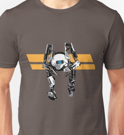 Portal 2 - Short Robot Unisex T-Shirt