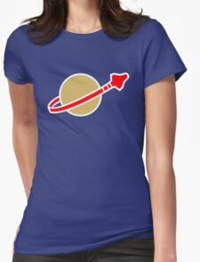LEGO Classic Spaceman Womens Fitted T-Shirt