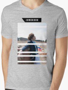 Young Forever: Jungkook Mens V-Neck T-Shirt