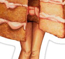 Hot Cakes III - Angel Food Sticker