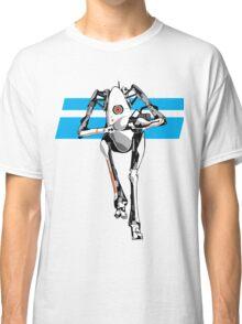 Portal 2 - Tall Robot Classic T-Shirt