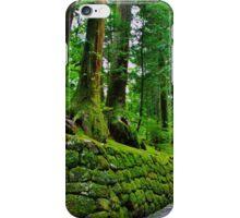 Deep Forest - Japan iPhone Case/Skin