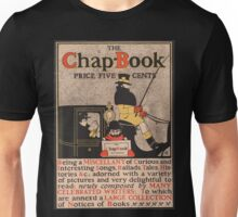 Artist Posters The chap book no 10 the carriage 0445 Unisex T-Shirt