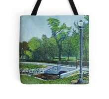 West Bend Regner Park Walk Way Tote Bag