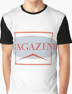 Magazine Graphic T-Shirt