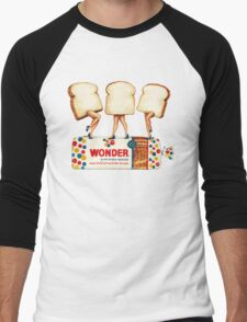 Wonder Women Men's Baseball ¾ T-Shirt
