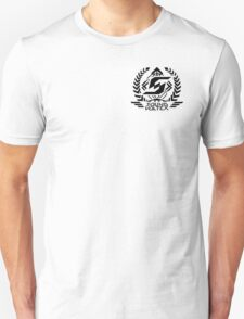 Sound Voltex Logo - Black Unisex T-Shirt