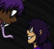 Naga Vincent and Violet Sticker