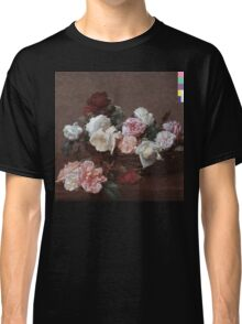 New Order - Power Corruption & Lies Tshirt (High Resolution) Classic T-Shirt