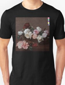New Order - Power Corruption & Lies Tshirt (High Resolution) Unisex T-Shirt
