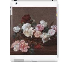 New Order - Power Corruption & Lies Tshirt (High Resolution) iPad Case/Skin