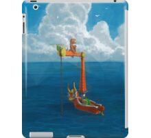 Wind Waker-Lone Ocean Remastered! iPad Case/Skin