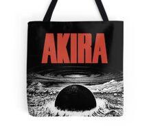 AKIRA - BLAST (WHITE) TSHIRT Tote Bag