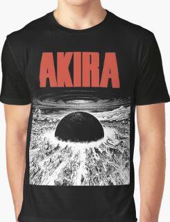 AKIRA - BLAST (WHITE) TSHIRT Graphic T-Shirt