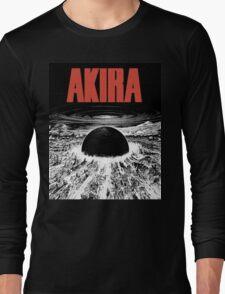 AKIRA - BLAST (WHITE) TSHIRT Long Sleeve T-Shirt