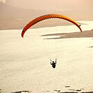 Paragliding by magiceye