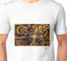 Doctor Who- Van Gogh Exploding Tardis Unisex T-Shirt