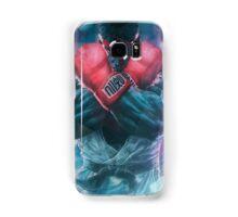 SFV Polygon Ryu Samsung Galaxy Case/Skin