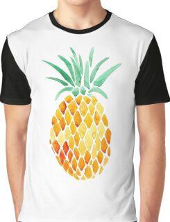 Pineapple Graphic T-Shirt