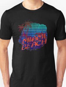 """Miami Beach"" Unisex T-Shirt"