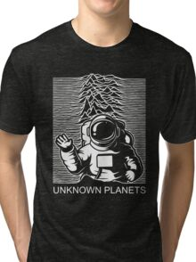 Unknown Planet J Division Tri-blend T-Shirt
