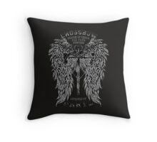 Daryl Dixon The Walking Dead Throw Pillow